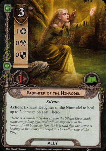 Daughter of the Nimrodel