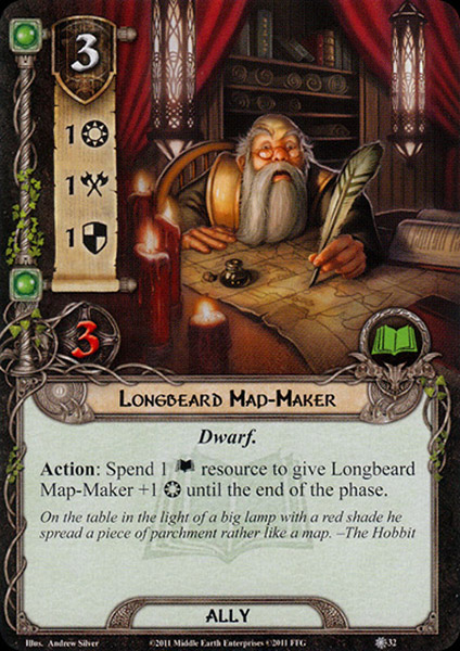Longbeard Map-Maker