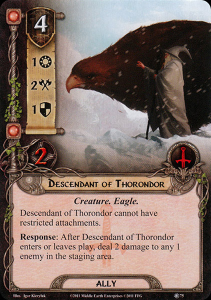 Descendant of Thorondor