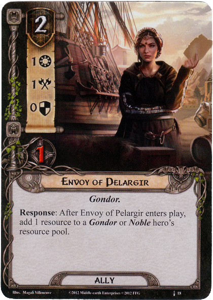 Envoy of Pelargir
