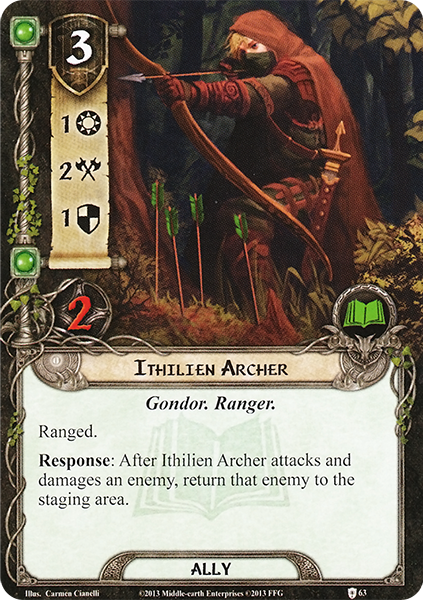 Ithilien Archer