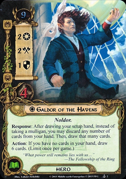 Galdor of the Havens