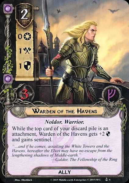 Warden of the Havens