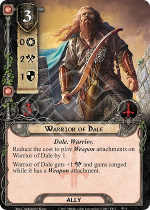 Warrior of Dale