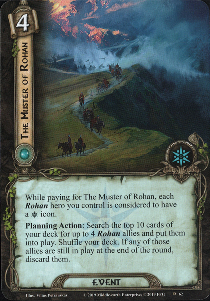 The Muster of Rohan