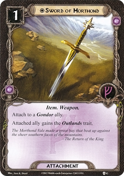Sword of Morthond