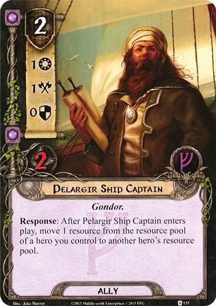 Pelargir Ship Captain