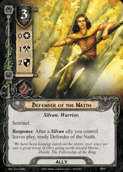 Defender of the Naith