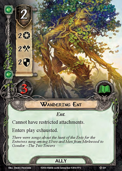 Wandering Ent