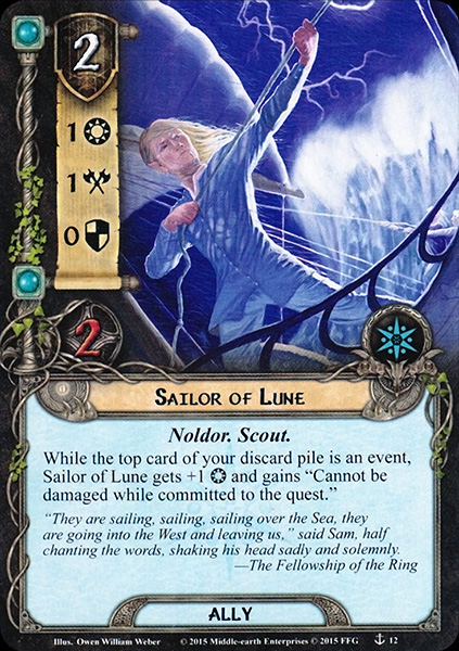 Sailor of Lune