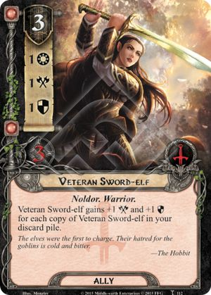 Veteran Sword-elf