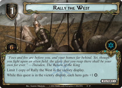 Rally the West