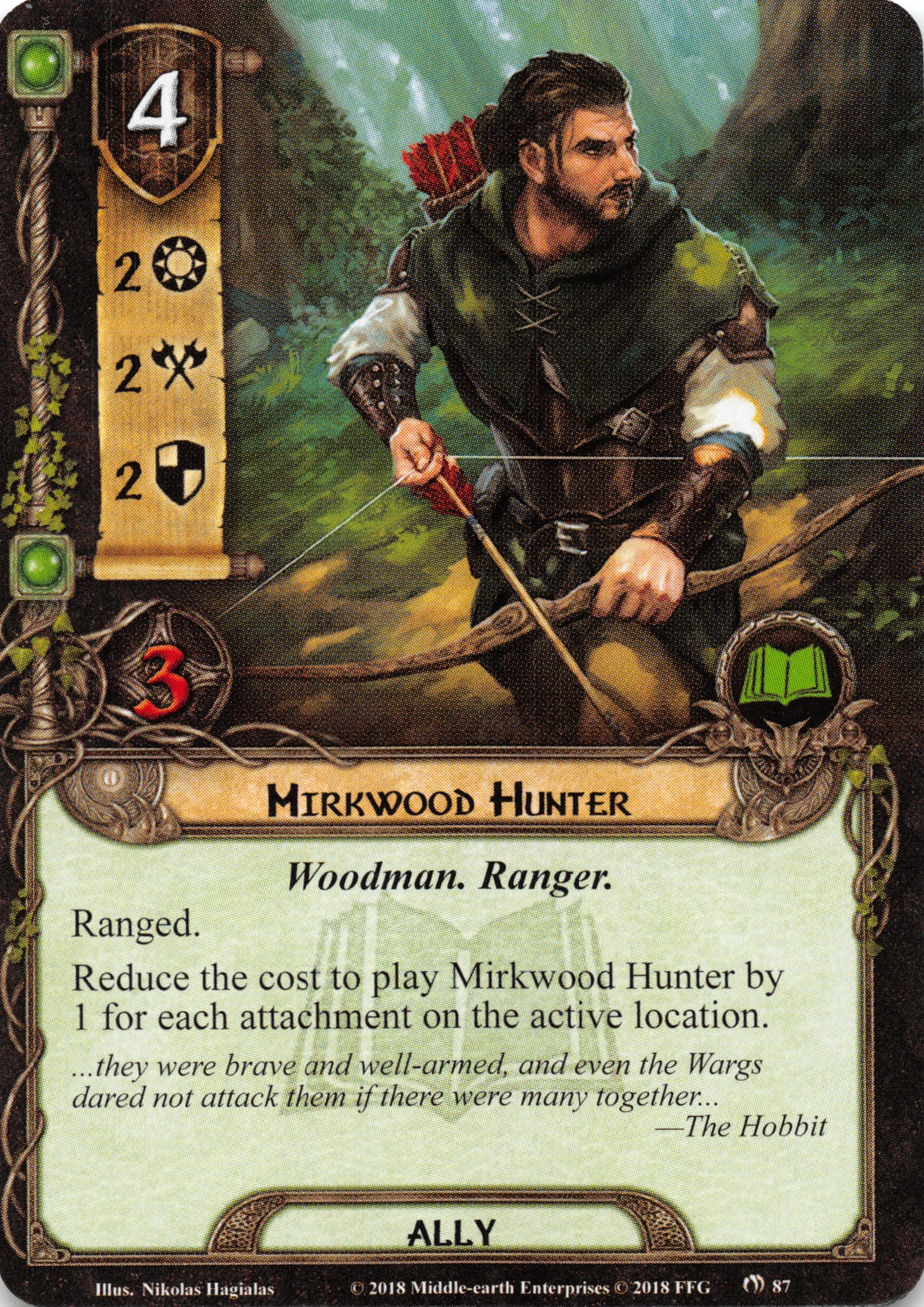 Mirkwood Hunter