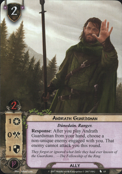 Andrath Guardsman